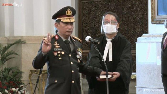 Banyak PR Menunggu Listyo Sigit Prabowo Resmi Dilantik Jokowi Jadi Kapolri LPSK