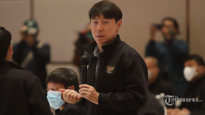 Misi susah Shin Tae-yong Bawa Timnas Indonesia Lolos menuju Putaran Final Piala Asia 2023