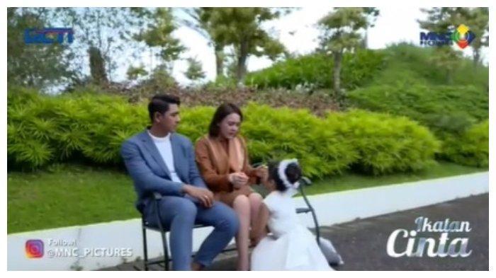 Reyna Menangis Sinopsis Ikatan Cinta Malam Ini Minta Al & Andin Tidak Cerai 13 Februari 2021