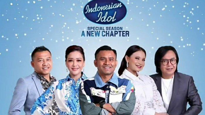 hingga Kontestan Indonesian Idol Pakai Masker Kini Host Maia Kena Covid-19 Ari Lasso Boy William