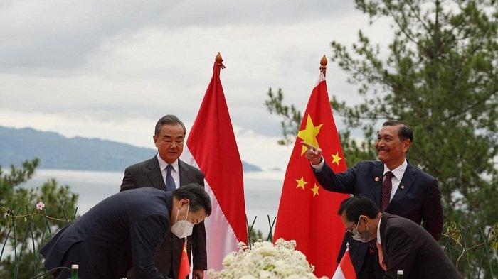 Indonesia & China Sepakati Kerja Sama Two Countries Twin Parks