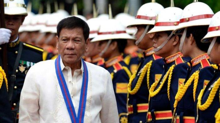 Lupakan HAM Saya Siap Dipenjara Presiden Filipina Instruksikan Pasukan buat 'Menghabisi' Komunis