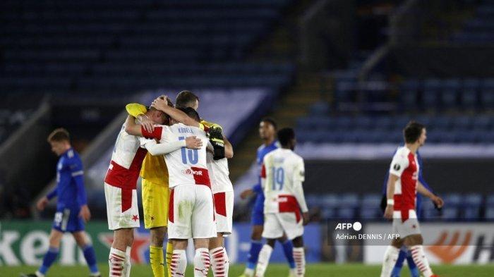Nasib Apes Leicester & Brendan Rodgers Berkah Bagi Slavia Praha HASIL Liga Eropa