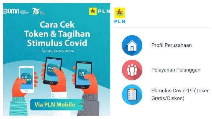 Bisa Melalui Aplikasi PLN Mobile Cara Mudah Klaim Token Listrik Gratis PLN Bulan Maret 2021