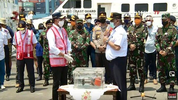 KNKT Akan Baca Isi CVR Sriwijaya Air SJ 182 Selama 3-7 Hari di Laboratorium