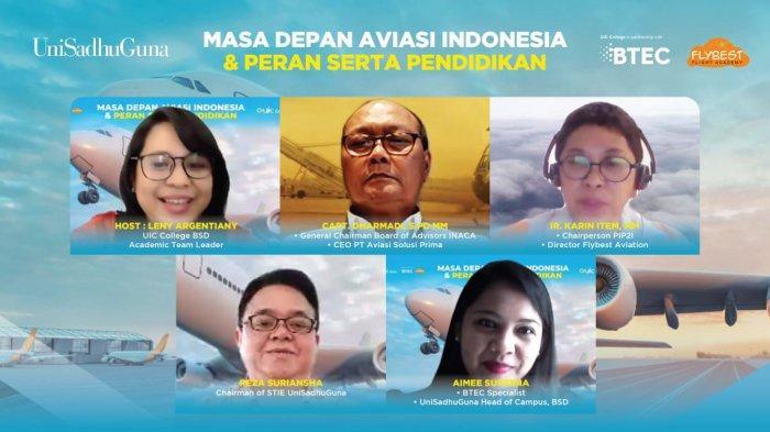 Kolaborasi UniSadhuGuna & Flybest Academy Hadirkan Konsep Baru Pendidikan Pilot di Indonesia