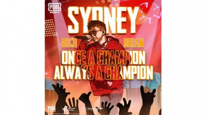 Lagu Resmi PUBG Mobile Pro League 2021 dari Rich Brian