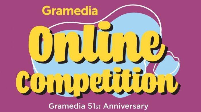 Online Book Fair Harga Rp 5.100 hingga diskon 90 Persen 51 Tahun Gramedia