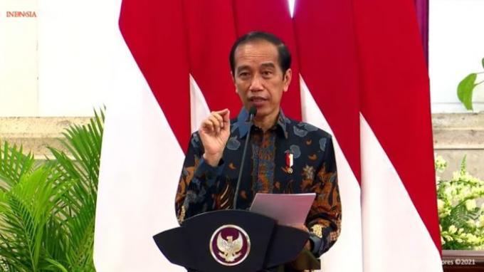 Pandemi Covid-19 Masih Ada & Nyata Eling Lan Waspodo Presiden Jokowi