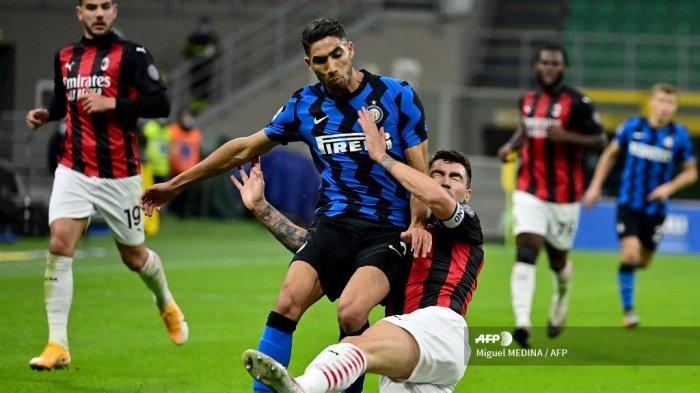 Perburuan Scudetto Memanas Inter & AC Milan Siap Tempur Siaran Langsung Liga Italia Malam Ini