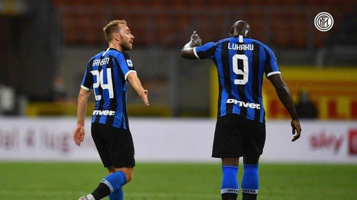 Tayang RCTI Akses Sini Liga Italia SEDANG BERLANGSUNG Live Streaming Inter Milan vs Lazio